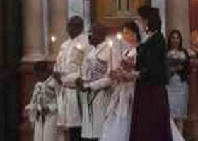 """,,შავკანიანი სიძე, რომელმაც ქართველი შეირთო ცოლად, პატრიარქის ნათლული და სტიქაროსანია"""" - ვატო გელაშვილი"""