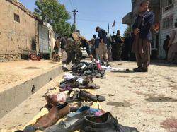ქაბულში ტერორისტმა თავი აიფეთქა, დაიღუპა 31 ადამიანი