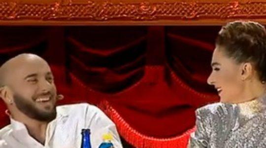"""""""შენ ყველაზე კარგად გამიგებ"""" – გიორგი გაბუნიამ სოფო ნიჟარაძეს მიშა სააკაშვილის ხმით უმღერა – ვიდეო"""
