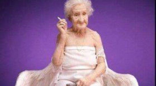 """122 წლის ჟანა კალმანი: ,,ახალგაზრდობა – ეს სულის მდგომარეობაა და არა სხეულის"""""""