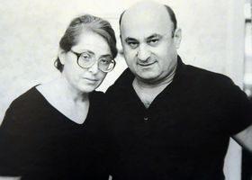 """დალი ფანჯიკიძე: """"მე და გურამმა ჩხუბით გავიცანით ერთმანეთი და პირველი შეხვედრიდან რამდენიმე თვეში დავქორწინდით"""""""