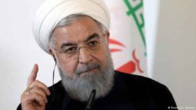 """ირანის პრეზიდენტი ტრამპს: ,,ნუ მოქაჩავთ ლომის კუდს, თორემ ინანებთ"""""""