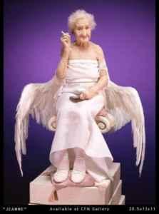 """122 წლის ჟანა კალმანი: ,,ახალგაზრდობა - ეს სულის მდგომარეობაა და არა სხეულის"""""""
