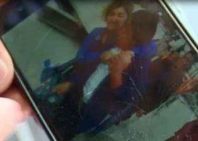 """ჩინელებმა ,,რუსთავი 2""""-ის ჟურნალისტი ეკა გაგუა სცემეს - ვიდეო"""