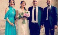 ოთარ ფარცხალაძის ქორწილის ფოტო – ვინ არიან მისი მეუღლე და მეჯვარე