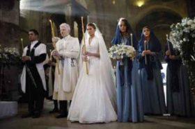 ბერა ივანიშვილის და ნანუკა გუდავაძის გრანდიოზული ქორწილი