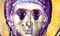 ღვთისმშობელს ცრემლები ისე უხვად სდიოდა, რომ ტბორად დადგა