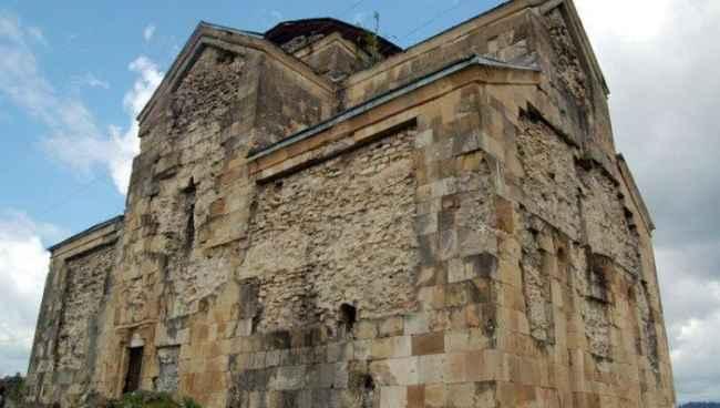 ბედიის ტაძრიდან ქრისტეს ეკლის გვირგვინი დაიკარგა