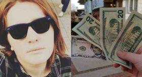,,პოსტი მათთვის, ვინც ფიქრობს: ,,აუ, რა მაგარია ამერიკა, ხომ არ ღადაობ, მართლა 100 დოლარი გაქვს დღეში?''