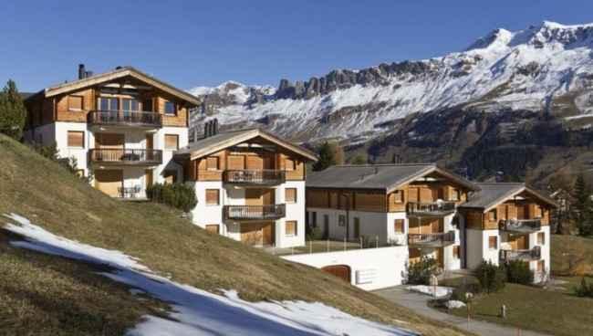 შვეიცარიაში, სახლში მძინარე ქართველი ქურდები ნახეს
