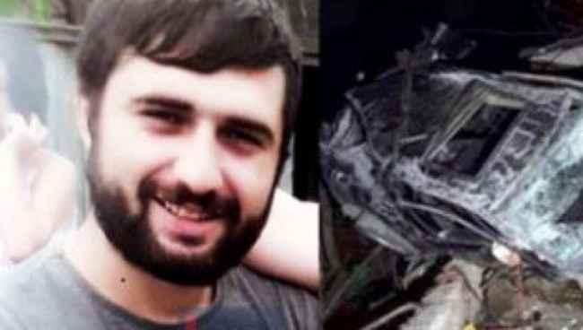 ვინ არის 23 წლის ახალგაზრდა, რომელიც კახეთში ავარიას ემსხვერპლა, მას რუსთავში მეუღლე და 4 წლის შვილი დარჩა