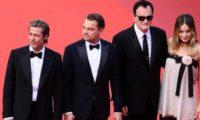 """კვენტინ ტარანტინომ, ბრედ პიტმა და ლეო დიკაპრიომ კანში """"ერთხელ ჰოლივუდში"""" წარადგინეს – ვიდეო"""