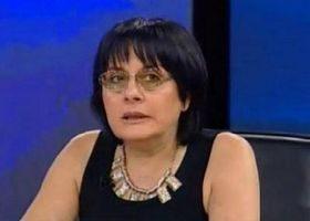 """მაია ორჯონიკიძე: """"რევოლუცია აუცილებელია, ივანიშვილს ეშინია მხოლოდ ქუჩის""""    sarkenews.ge"""