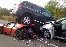 მკვლელი გზები - ყოველ წელს 700-მდე ადამიანი ავარიაში გვეღუპება - საქართველო ევროპის ყველაზე საშიში ქვეყანაა