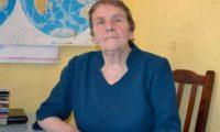 """ვენერა კიკნაძე: """"ვატყობ, რომ სახლში წასვლის დროა"""" – ხარაგაულის 80 წლის მასწავლებელს ყოფილმა მოსწავლემ სტიპენდია დაუნიშნა"""