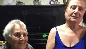 """100 წლის ოლღა ჭეხაშვილი: ,,ქმრის ბოლომდე შეყვარება ვერ შევძელი"""" - მოხუცი ქალების საოცარი დედაშვილობა"""