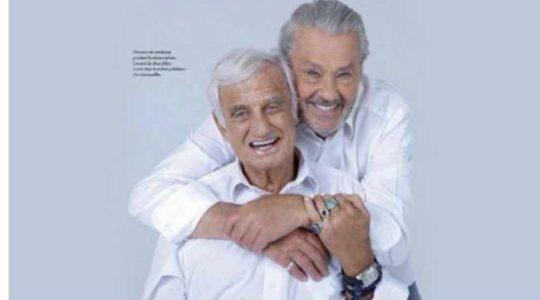 86 წლის ბელმონდო და 83 წლის ალენ დელონი – მათ ყველა ჭორი გააქარწყლეს