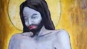 """,,როცა იესოს ხატავ პომადით, როცა დედასთან ინცესტზე წერ, შენ ხარ ყველაზე სუსტი, კომპლექსიანი...""""- ნინიკო მშვიდობაძე"""