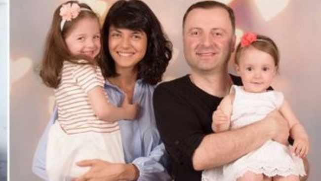 ვასო ფხაკაძის ოჯახური იდილია - ფოტოები