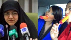""",,ქალებს ნაყინის ჭამა უნდა აეკრძალოთ"""" - ირანის ბასიჯ ქალთა მეთაური"""
