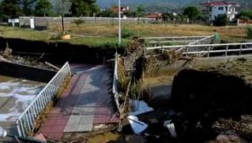 საბერძნეთში წყალდიდობაა, დაიღუპა 7 ადამიანი