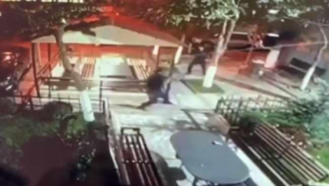 ინტერნეტში ე.წ. კანონიერი ქურდის მკვლელობის კადრები ვრცელდება - ვიდეო