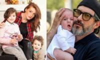 განო მელითაურმა მეოთხე შვილი გააჩინა – ვინ არის მისი ახალი რჩეული