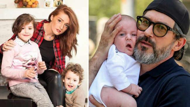 განო მელითაურმა მეოთხე შვილი გააჩინა - ვინ არის მისი ახალი რჩეული