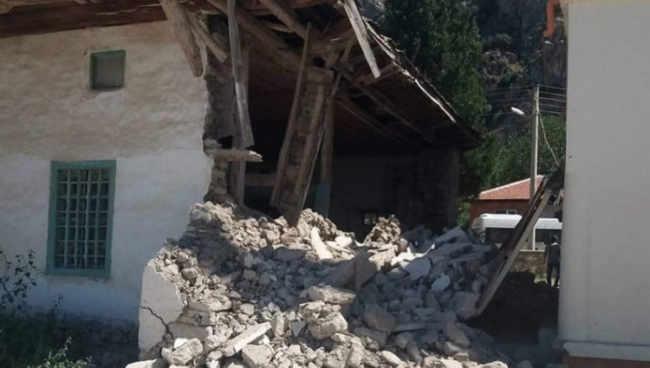 თურქეთი მიწისძვრის შემდეგ - ფოტოები