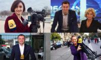 """,,იმედის"""" ჟურნალისტების პროტესტი – ,,ჩვენთვის მიუღებელია რუსეთის ჯარის იძულებით შემოჭრის ეს ვერსია!"""""""