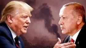 ტრამპი თურქეთთან ომისთვის მზად არის? - რა მოხდება ხვალ