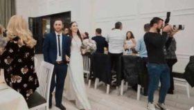 ქუთაისში ნეფე-პატარძალი შეცვალეს - ვიდეო