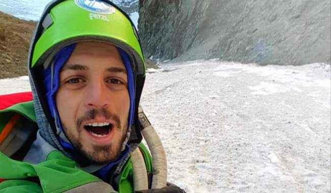 """თემურ ქურდიანი: """"5 დღე გვიშიმშილია 4.000 მეტრზე, თოვლის წყალი დაგვილევია..."""""""