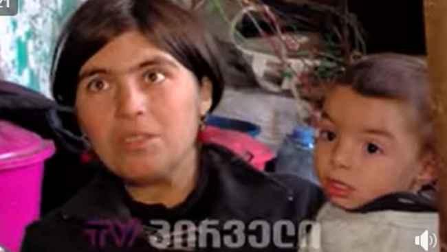 4 შვილის დედა შველას ითხოვდა - ტრაგედია ბაღდათში - ვიდეო