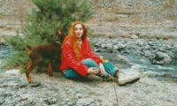 22 წლის მასწავლებელი მარგარეტ დაიაური შატილის უფანჯრო კოშკში ცხოვრობს