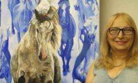 გულნარა წიკლაურმა თავის გადასარჩენად ღილაკზე თითის დაჭერა ვერ მოასწრო – ნიუ იორკში გარდაცვლილი ქართველი მხატვრის ბედისწერა