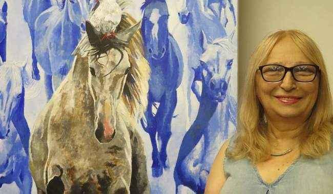 გულნარა წიკლაურმა თავის გადასარჩენად ღილაკზე თითის დაჭერა ვერ მოასწრო - ნიუ იორკში გარდაცვლილი ქართველი მხატვრის ბედისწერა