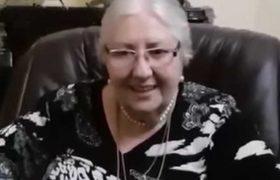 """ლელა კაკულია: ,,ქართველებო, ნუ გეშინიათ! კორონავირუსმა უკვე ჩაიარა"""" - ვიდეო"""
