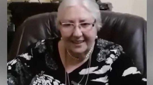 """ლელა კაკულია: ,,ქართველებო, ნუ გეშინიათ! კორონავირუსმა უკვე ჩაიარა"""" – ვიდეო"""