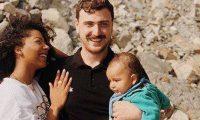 """მარიამ სანოგო: ,,მე და ჩემი ქმარი შვილმა უფრო დაგვამშვიდა"""""""