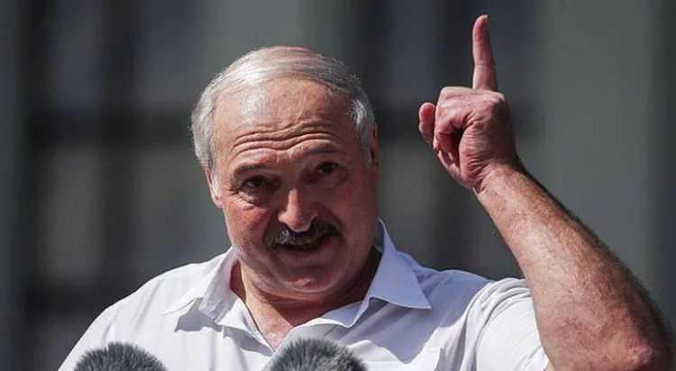 """ლუკაშენკო: ,,სხვა არჩევნები აღარ იქნება!"""""""