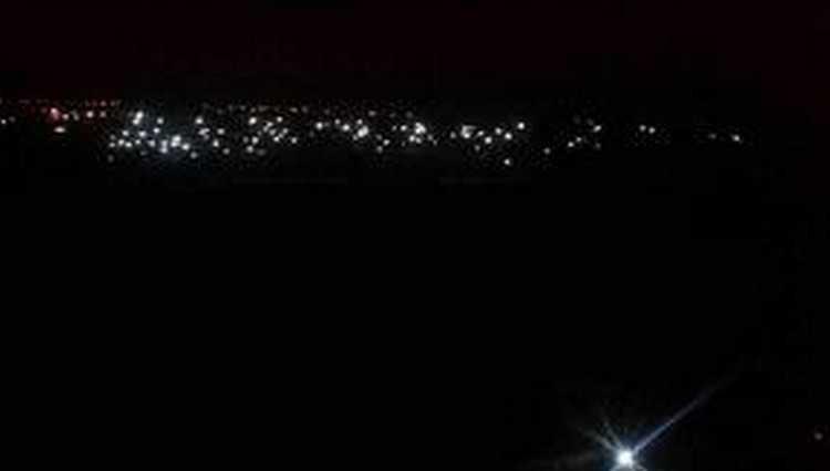 საქართველოს დიდ ნაწილში შუქი ჩაქრა