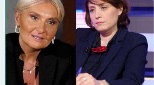 """ნანუკა ჟორჟოლიანი ელენე ხოშტარიას: ,,ელისაშვილი რომ მონაწილეობს მოლაპარაკებაში და მიშა – არა, პარადოქსია"""""""