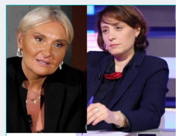 """ნანუკა ჟორჟოლიანი ელენე ხოშტარიას: ,,ელისაშვილი რომ მონაწილეობს მოლაპარაკებაში და მიშა - არა, პარადოქსია"""""""