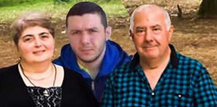 ლანჩხუთში 40 დღეში ოჯახის სამი წევრი გარდაიცვალა - ,,ლაზო ცოლსა და შვილთან ერთად მარადისობას შეუერთდა''