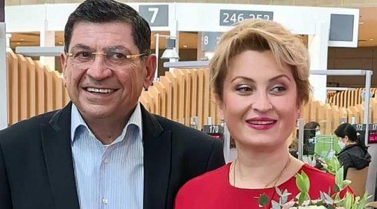 """,,ჩვენმა შვილებმა ჩვენი ქორწინება კარგად მიიღეს"""" – გია დავითიანის 61 წლის ასაკში ნაპოვნი კატერინა"""