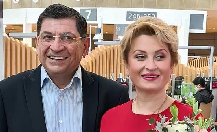 """,,ჩვენმა შვილებმა ჩვენი ქორწინება კარგად მიიღეს"""" - გია დავითიანის 61 წლის ასაკში ნაპოვნი კატერინა"""