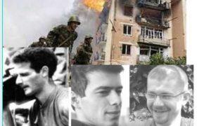""",,არ მესროლოთ, ჟურნალისტი ვარ"""" - უიარაღო ჯარისკაცები, რომლებიც სიცოცხლეს რისკავენ"""