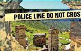 """,,ძმამ თავისი და საჯაროდ მოკლა, ხმლით აქნეს სოფელში"""" - თამარ დადიანი"""