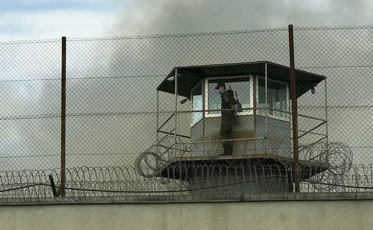 რუსთავის ციხის ხანძარს ორი პატიმარი ემსხვერპლა